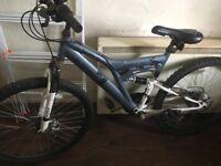 Muddyfox Hustle Mountain bike-SOLD