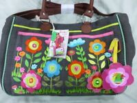 New Dushi Baby Changing Bag Nappy 'Into the Forest'