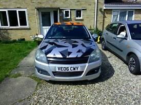 Swap: Vauxhall astra mk5. 200+bhp