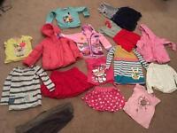 Girls 4-5 clothes bundle
