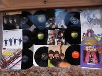 RECORD COLLECTION-BEATLES, McCARTNEY, ROCK, LIMITED EDITIONS ETC