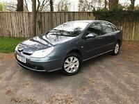 57 Citroen C5 Exclusive 2.0 Hdi ** Just 50000 Miles ** Full Service History