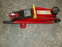 Car Van 2 tonne trolley jack hydraulic