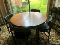 G Plan extendable table