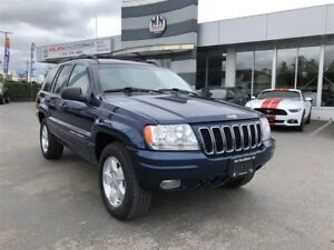 2001 Jeep Grand Cherokee Luxurious Off Road SUV