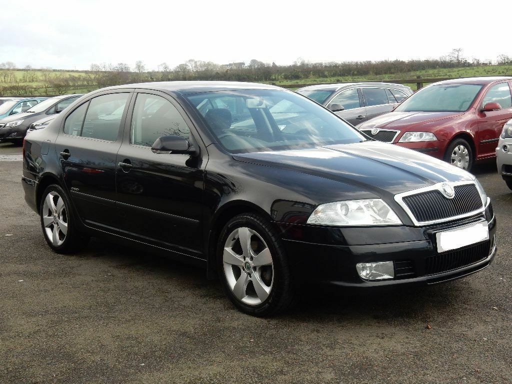 2005 55 new shape skoda octavia 2 0 tdi sport 5dr in. Black Bedroom Furniture Sets. Home Design Ideas
