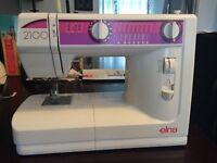 Sewing Machine ELNA 2100 Domestic