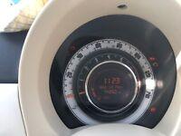 Fiat 500 1.2 , 44,000 miles , fsh