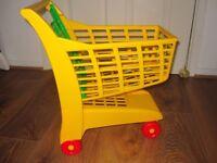 Baby Shopping Trolley Walker RRP9.99