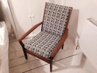 Cintique Mid Century Lounge Chair Vintage / Retro