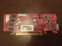 NVIDIA NX8600GT - MTD256E/D2 GRAPHICS CARD/VIDEO CARD