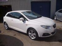 Seat IBIZA CR Sport TDI,3 door hatchback,FSH,full MOT,runs and drives very well,£30 a year Road Tax