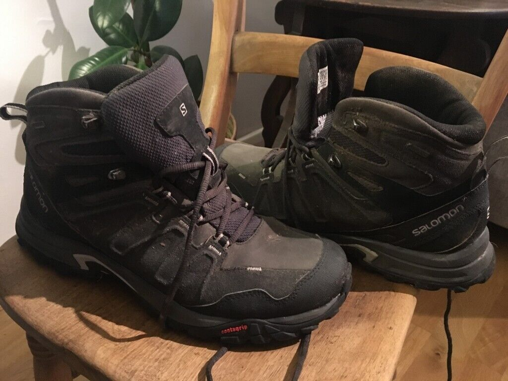 65097ddf31 Men's Salomon Walking boots.   in Barnton, Edinburgh   Gumtree