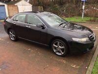 2004 Honda Accord 2.2 i CTDi Executive 4dr 1 Year MOT HPI CLear @07445775115@