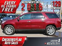 2009 Saturn Outlook XR W/ DVD-AWD-7 passenger-LOW KMS