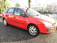 06 Reg Ford Focus 1.8 TDCI LX TURBO DIESEL (NEW SHAPE)not 307 astra mondeo vectra passat golf megane