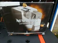DeLonghi Nespresso Lattissima Touch Coffee Machine Automatic Milk Cream. RRP 99,99