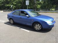 2002 FORD MONDEO 1.6 PETROL WITH MOT