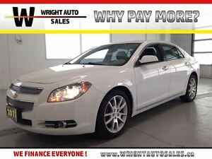 2011 Chevrolet Malibu LTZ| LEATHER| HEATED SEATS| SUNROOF| 111,6