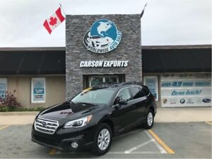 2015 Subaru Outback LOOK 2.5I W/TECH PACK! FINANCING AVAILABLE!