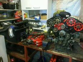 Vectra b 2.5 turbo engine
