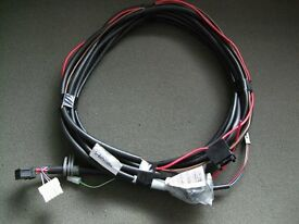 WEBASTO AT2000 AIRTOP 2000 86514C-34006 MAIN WIRING HARNESS AND FUEL PUMP LOOMS (BRAND NEW)