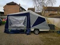 Camp-let concorde special edition trailer tent 2011