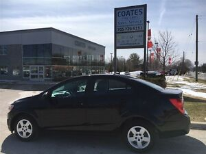 2012 Chevrolet Sonic LS ~Bluetooth ~Air Conditioning ~Auto Trans