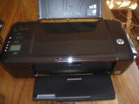 HP Deskjet 3000 inkjet colour printer - wi-fi