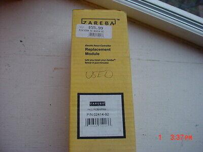 Zareba Electric Fence Controller Replacement Module Pcbxfr Pn Sg 02414-92