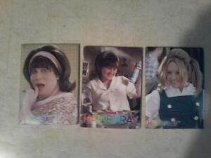Hairspray fridge magnets