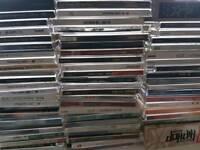 DVD and CD job lot