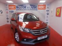 Honda CR-V I-VTEC SE(ONLY 29448 MILES)FREE MOT'S AS LONG AS YOU OWN THE CAR!! (red) 2012
