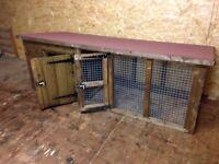 Dog Kennel/Rabbit Hutch