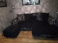 Chaise sofa great condition unique limited edition design