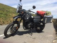 Royal Enfield Himalayan Motorbike for sale