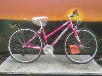 NEW Falcon Modena Womens Ladies Alloy Hybrid Road Bike - RRP £299