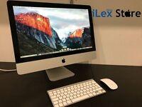 """iMac 21.5"""" 1TB HDD Warranty"""