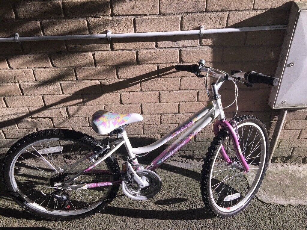 Girls Falcon Bicycle for 8-12 years old