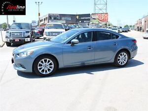 2014 Mazda MAZDA6 GS-L LOADED-NAV-CAMERA-BSM-LEATHER