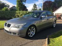 BMW 5 Series 3.0 530D Low Mileage 1 Owner
