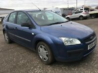 2005 Ford FOCUS 1.4 , mot - March 2019 , only 105,000 miles ,astra,megane,golf,207,civic,corolla,c3