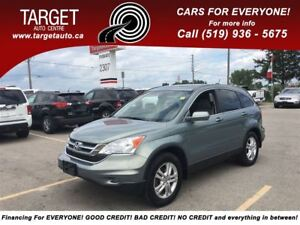 2011 Honda CR-V EX, 4wd, 4Cyl Great on Gas and More !!!!