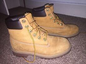 Timberland 6 Inch Premium Waterproof Boots - Unisex