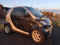 Smart car four two low mileage scratch edition fourtwo pure