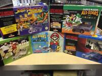 Large selection of Nintendo / Sega games and consoles