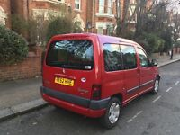 Citroen Berlingo Multispace Diesel Good Runner with mot