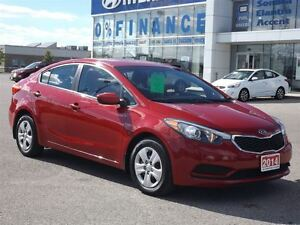 2014 Kia Forte 1.8L LX | ONLY 53K! | BLUETOOTH | CRUISE | Stratford Kitchener Area image 8