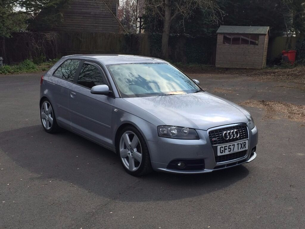 2007 audi a3 s line 1 4 tfsi in rugby warwickshire gumtree. Black Bedroom Furniture Sets. Home Design Ideas