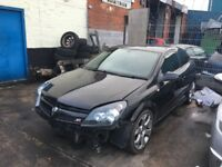 VAUXHALL ASTRA VXR 2008 ALL PARTS AVAILABLE